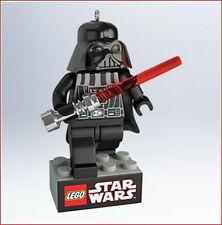 2011 Hallmark LEGO STAR WARS Ornament DARTH VADER