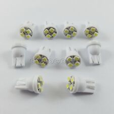 50x T10 3528 SMD 4 LED Wedge Tail Car Light Bulb white 194 168 W5W 12V hot NEW