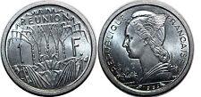 Réunion 1 franc 1964 Unc !!! SPL