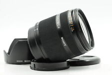 Sony DT 18-200mm f3.5-6.3 Lens 18-200/3.5-6.3 SAL18200 Alpha A Mount #677