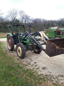 Fendt Farmer 5s Allrad Traktor Frontlader