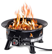 Outland Firebowl 883 Mega Outdoor Propane Gas Fire Pit With Uv And Weather Resis