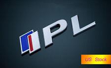 Q50 IPL Performance Logo Emblem Metal Car Sticker for Infiniti Q50 2014 - 2016