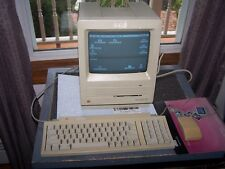 Macintosh SE Model 5011 with 4MB RAM, 105MB HD, 1 800k drive, kb, mouse, OS 7.1