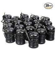 Ionic Black Array 20 Pack Refill Set Ion Foot Spa Bath Detox US Fast Shipping