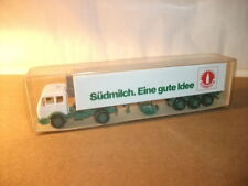 WIKING 1:87 CAMION - Cool - semi-remorque MB 1626 n° 543