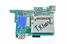 Sony TX100V Main Board With SD Card Reader Replacement Repair Part DH5117