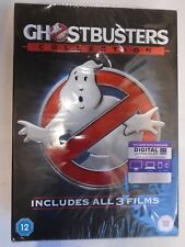 GHOSTBUSTERS COLLECTION - includes all 3 films -   (C24) NEW  %7bDVD%7d