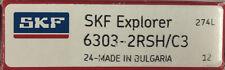 6303-2RS C3 SKF Bearing 17x47x14 (mm)