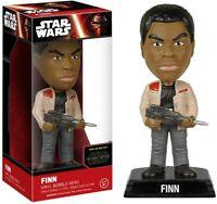 FUN VINYL BOBBLE HEAD Finn - STAR WARS  Episode VII Funko Bobble-Head NEW!!!