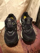 adidas Energy Boost Mens Running Trainers Shoes Black Size 7.5 US