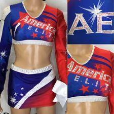 Cheerleading Uniform Allstar American Elite Youth XL