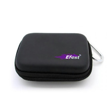 Efest Protective Carry Case for 18650 Battery Zip-up Belt Clip - 26650 / 20700