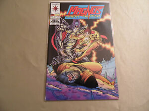 Magnus Robot Fighter #28 (Valiant 1993) Free Domestic Shipping