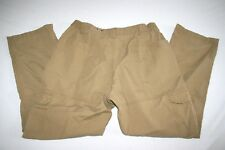 Propper Tactical Pants Beige Men 36x32 NEW Comfort Waist Rip Stop
