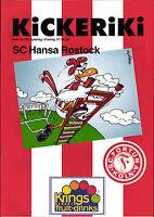 II. BL 94/95 SC Fortuna Köln - FC Hansa Rostock, 07.04.1995