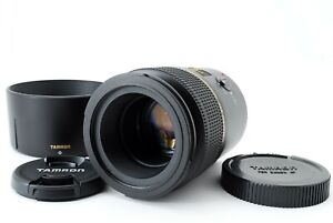 【N-Mint】TAMRON SP AF 90mm F2.8 Di MACRO 272E Lens for Canon w/Hood Japan 738600
