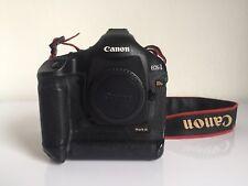 Canon EOS 1 Ds Mark III 21.1MP Appareil Photo Reflex Numérique-Noir (corps seulement)