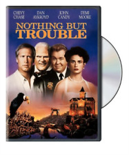 Nothing but Trouble DVD 1991 Chevy Chase