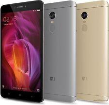 Redmi Note 4 ( 4G LTE , 64 GB + 4 GB RAM ) Black / Gold / Grey