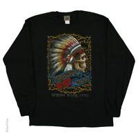 New GRATEFUL DEAD Spring Tour 1990 Long Sleeve T Shirt
