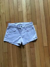 Joe's Ladies Shorts Size 24 Light Purple