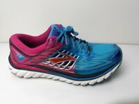 Brooks Glycerin 14  Super DNA Womens  turques blue Teal Running Shoes Size 10