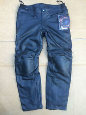 "RST INTERSTATE 2 Leather Motorcycle Trousers Pants Jeans uk 40"" waist (136) BNWT"