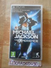 ELDORADODUJEU > MICHAEL JACKSON THE EXPERIENCE Pour PSP VF COMPLET TBE