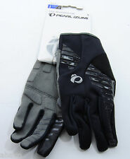 Pearl Izumi Cyclone Gel Cycling Gloves, Black/Gray, Small