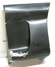 1987-93 Mustang GT front L/H fender molding used E7ZB-16A169-BWC (drk metallic)