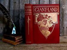 Roland Quiz (Richard M.H. Quittenten)  ~ Giant-Land ~ 1st/1st   ~ Putnam ~ 1909