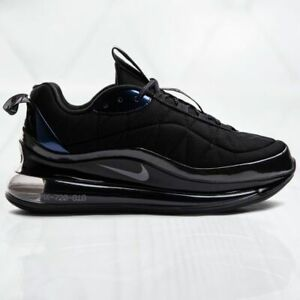 Nike Men's Trainers MX 720 818 Black/Metallic Cool Grey CW8039-001