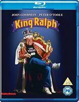 King Ralph [Blu-ray] [DVD][Region 2]