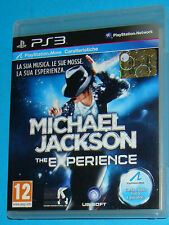 Michael Jackson The Experience - Sony Playstation 3 PS3 - PAL