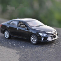 Toyota Camry 1:32 Model Cars Sound&Light Toys Alloy Diecast Collection Black New