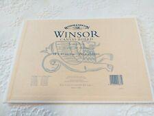 Winsor & Newton Winsor Canvas Board
