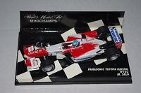 Minichamps F1 1/43 PANASONIC TOYOTA TF102 2002 MIKA SALO