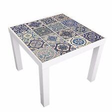 Walplus Spanish tile Pattern Stickers Mural Decal Paper Decoration DIY Furniture