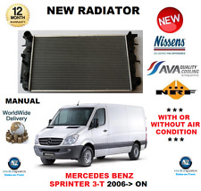 FOR MERCEDES BENZ SPRINTER 3-T BUS BOX VAN 2006-> ON RADIATOR OE QUALITY