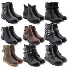 Stivali donna Boots Collection stivaletti scarpe tronchetto anfibi scarponcini