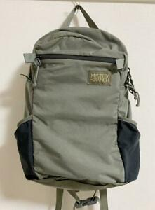 Mystery Ranch Street Fighter Backpack Discontinued Item 20L Capacity Used