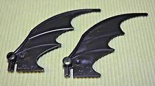 1 Pair (2) Large BAT WINGS - Batman series ~  Lego ~ NEW ~