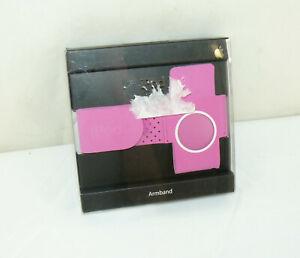 Genuine Apple iPod Nano Armband 1st Generation MA184G/A Pink New Original