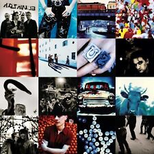 U2 Achtung Baby 180g +MP3s REMASTERED Island Records NEW SEALED VINYL 2 LP