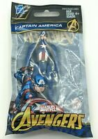 "CAPTAIN AMERICA Marvel Avengers Hasbro 4"" Superhero Action Figure (4 inch) New"