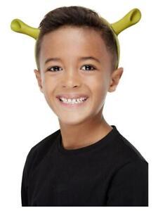 Officially Licensed Fancy Dress Shrek/Fiona Ears on Headband