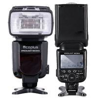 Mcoplus Flash Speedlite Light for Nikon Camera D800 D7100 D750 SB900 SB910 D80