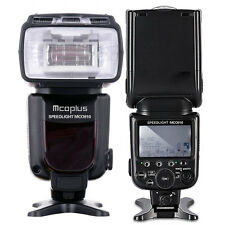 Mcoplus Flash Speedlite Light for Nikon Camera D800 D7100 D750 SB900 SB910 D80