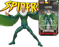 "2020 Marvel Legends 6"" Spider-Man VULTURE Demogoblin BAF ***Revised Wings***"